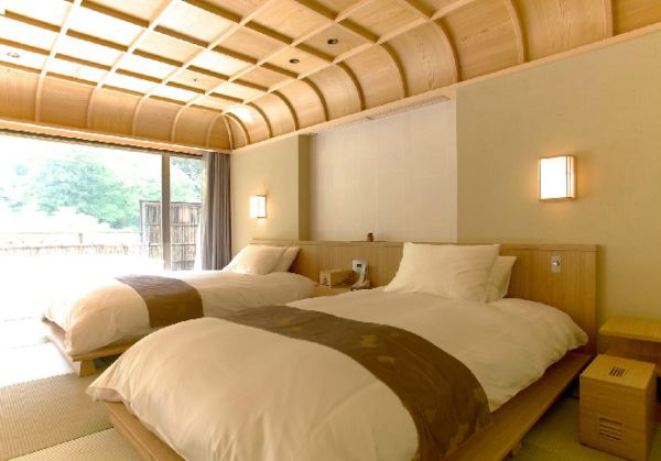 JAPANESE STYLE SUITES