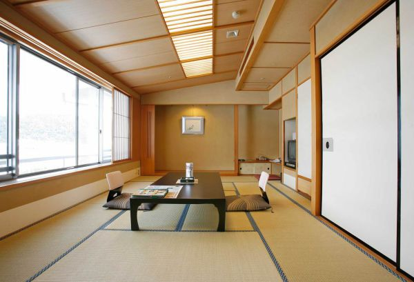 Japanese style 8 to 12 tatami room