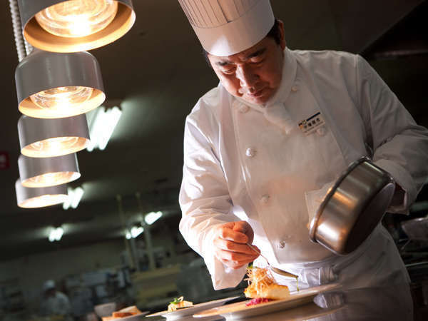BEPPU BAY ROYAL HOTEL - COOKING