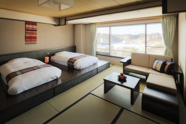2015 Renewal-Azumashi- Japanese-style room 50m2 (Non smoking)