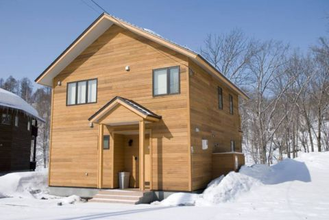 Atsuma House - The Chalets at Country Resort Niseko