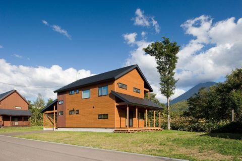 Erimo House - The Chalets at Country Resort Niseko