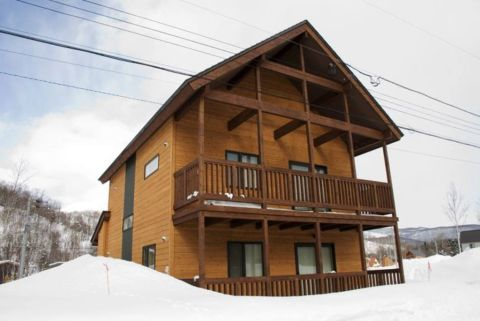 Hamana House - The Chalets at Country Resort Niseko