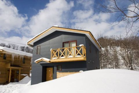 Hangetsu House - The Chalets at Country Resort Niseko