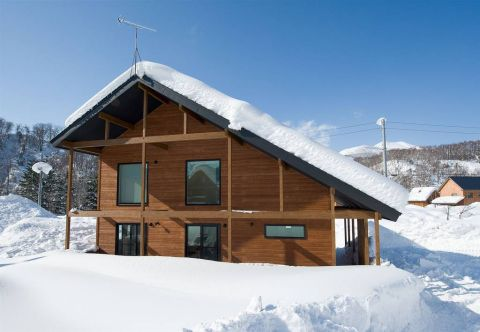 Nakaumi House - The Chalets at Country Resort Niseko
