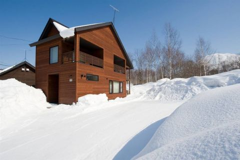 Nosappu House - The Chalets at Country Resort Niseko