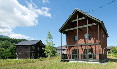Notoro House - The Chalets at Country Resort Niseko