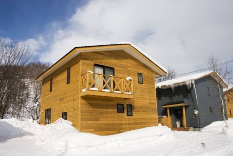 Shakotan House - The Chalets at Country Resort Niseko