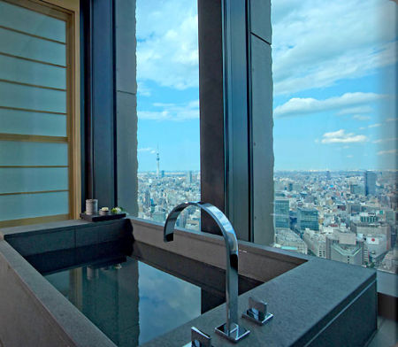 Aman suite bathroom