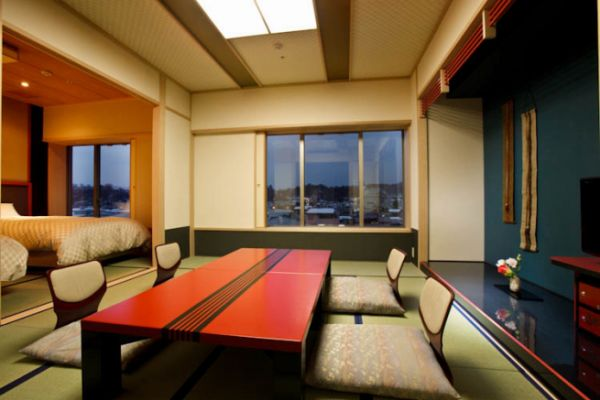 Superior Japanese-Style Rooms