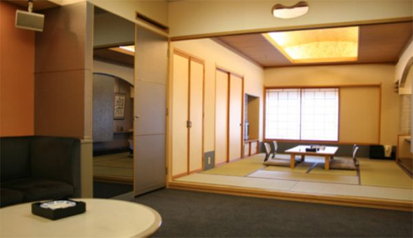 Deluxe Japanese-Style Rooms