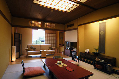 Gero Kanko Hotel Guest Rooms