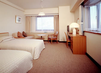 DELUXE TWIN ROOMS
