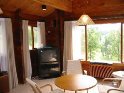 Resort Cottage Living Room