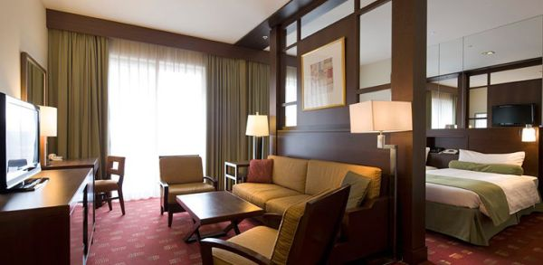 New Miyako Hotel Kyoto. South Wing Family Room