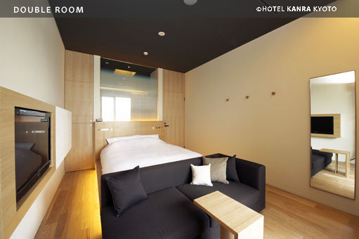 Double Room Hotel Kanra Kyoto