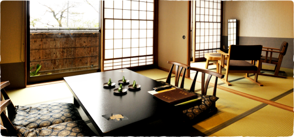 Japanese Style Room at 1st Floor.