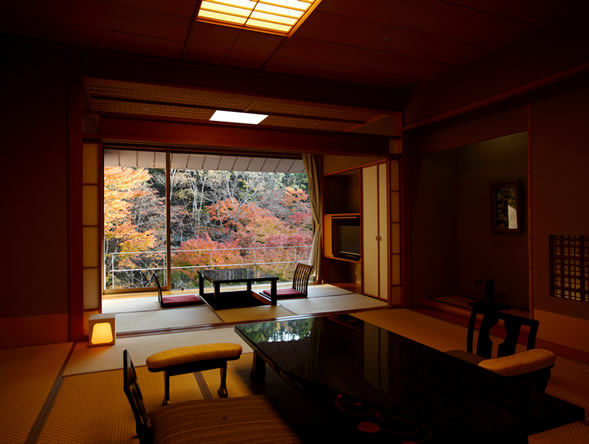 Standard Garden View Japanese-Style Room