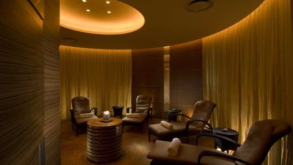 Relaxation room Conrad Tokyo