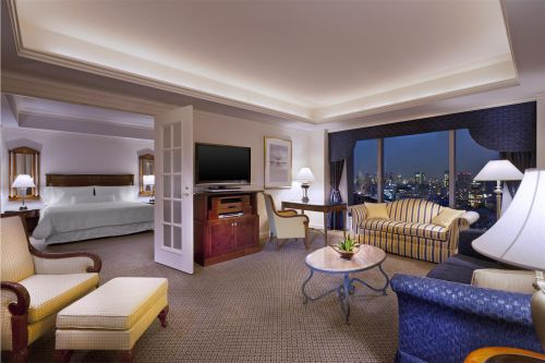 The Westin Tokyo - Suite Room with King Size Bed