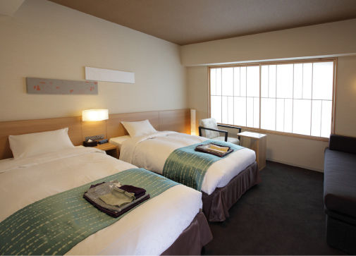 Universal Twin Rooms