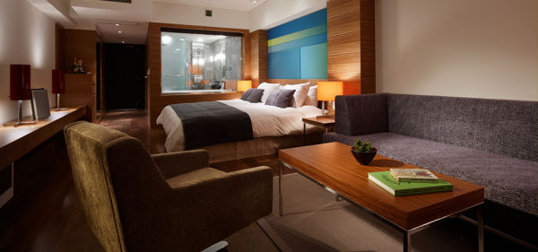 Ever green Guestroom 52m2.Jasper of the sea penetrates inside your heart