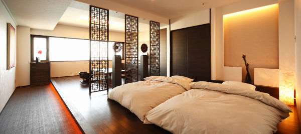 Asian modern style room