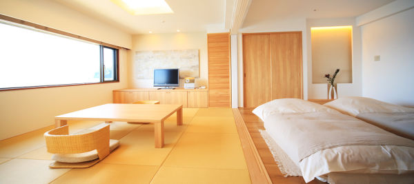 New Japanese-style room
