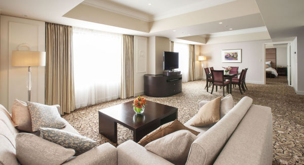 Ambassadore Suite room