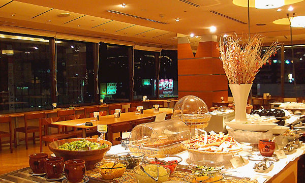Buffet Style Restaurant DINING-M