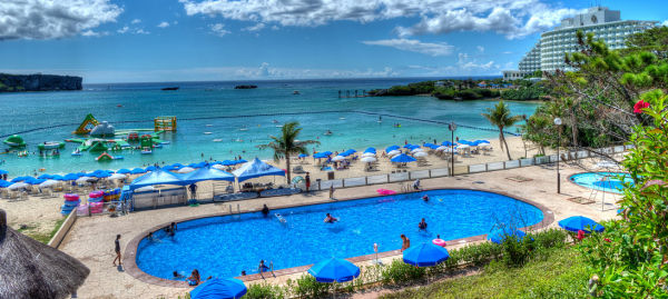 ANA Intercontinental Manza Beach Resort Okinawa