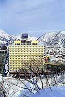 Hotel Sporea Yuzawa in winter