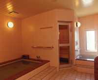 Main bath & Sauna